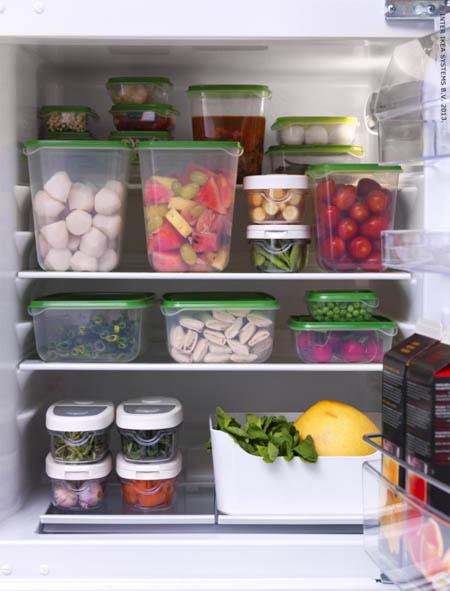 Organiser son mini frigo frigomalin - Bac a legume frigo ...